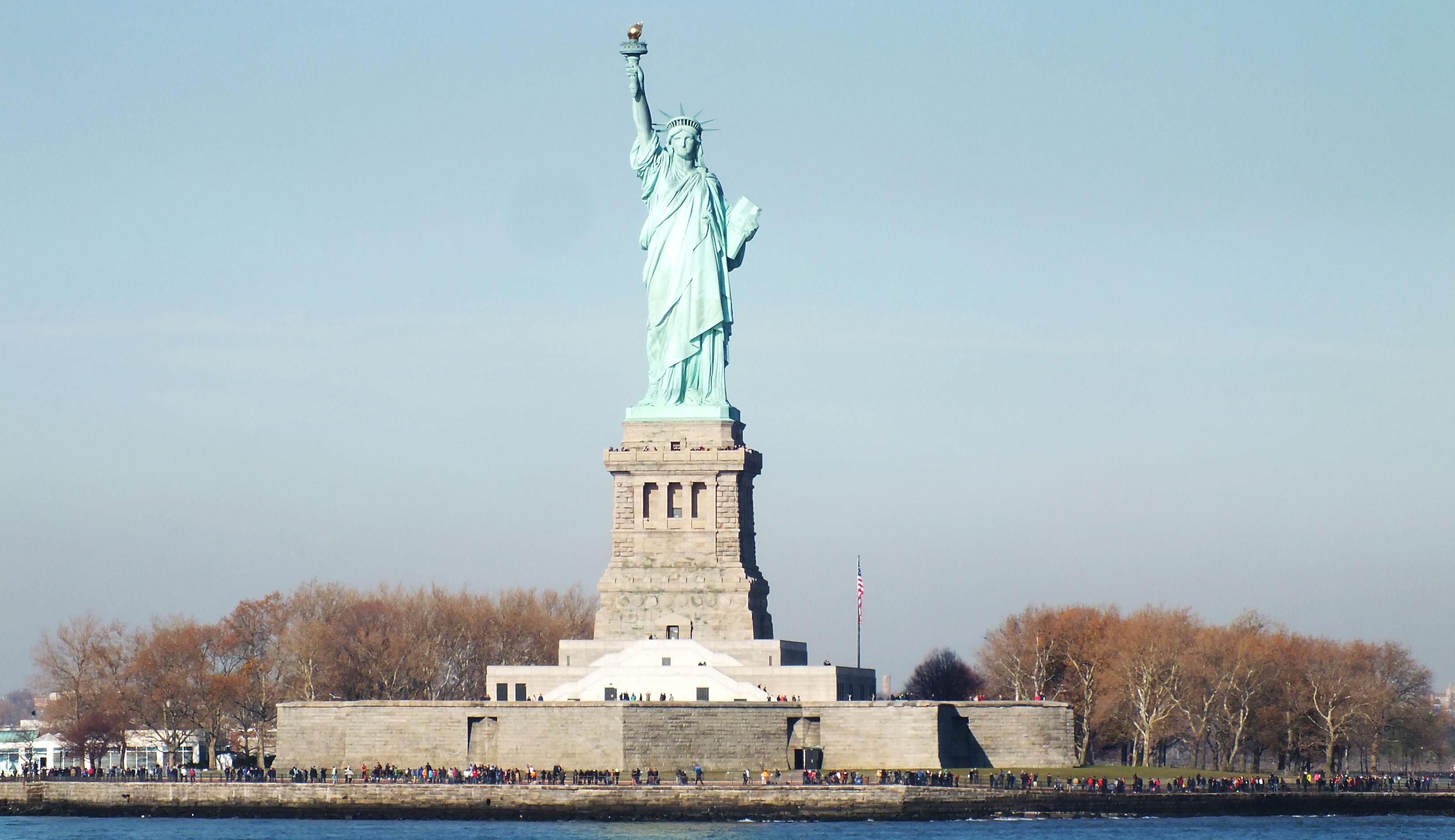 financement participatif statue de la liberté