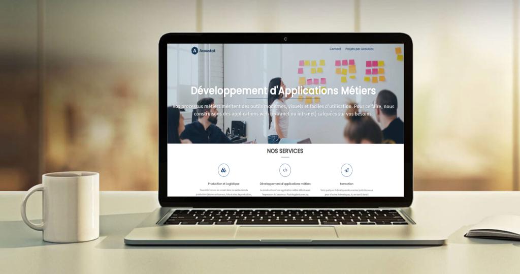 développement site web